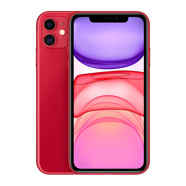 iPhone 11 - Product Red - 640