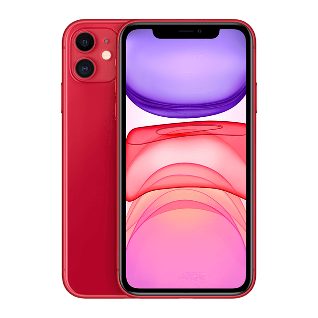 iPhone 11 - Produit Rouge - 640