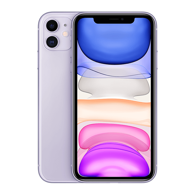 iPhone 11 - Purple - 640