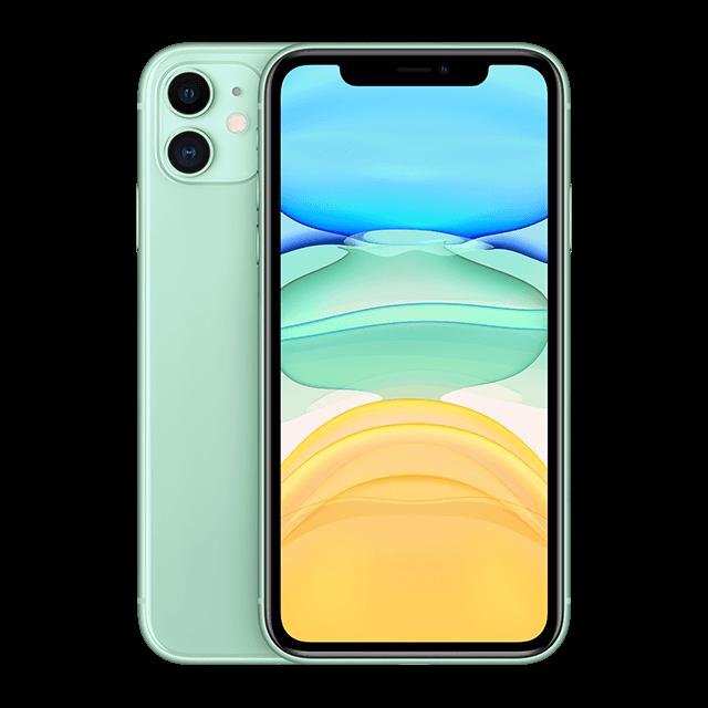 iPhone 11 - Vert - 640