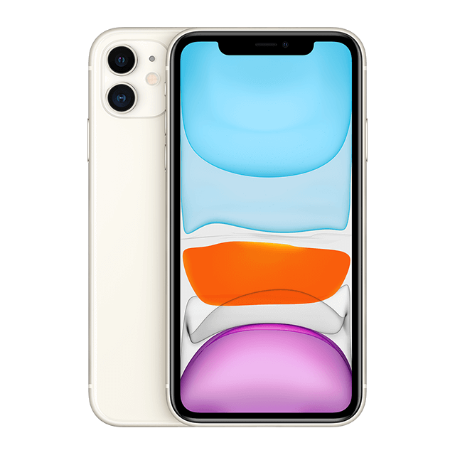 iPhone 11 - White - 640