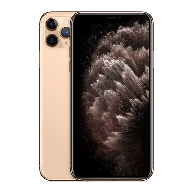 iPhone 11 Pro Max - Gold - 640