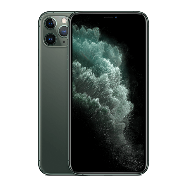 iPhone 11 Pro Max - Midnight Green - 640