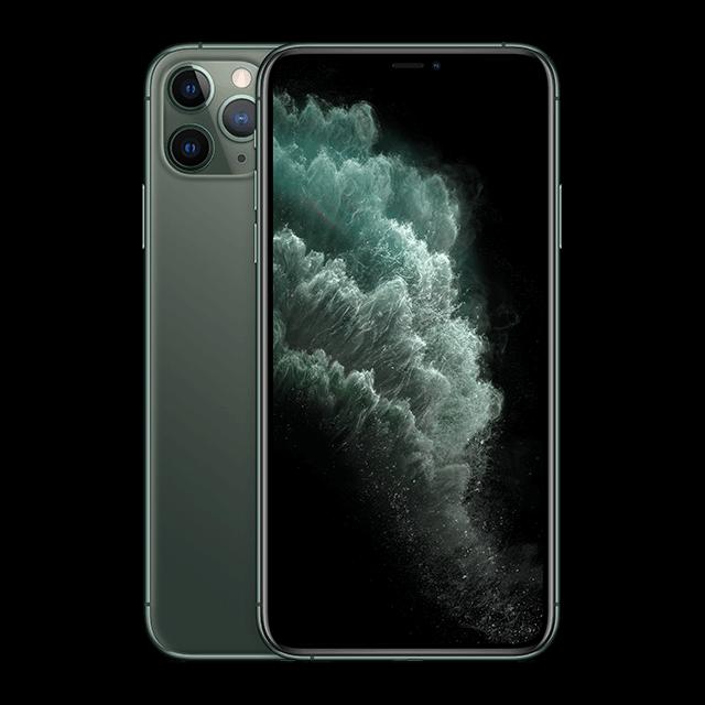 iPhone 11 Pro Max - Vert Nocturne - 640