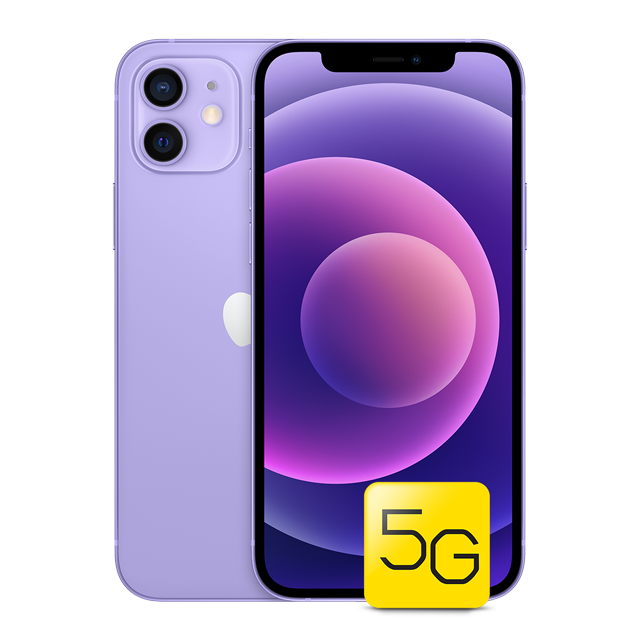 iPhone 12 - Violet - 640