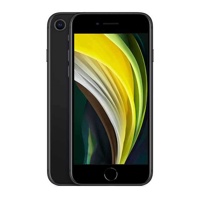 iPhone SE 2 - Black - 640