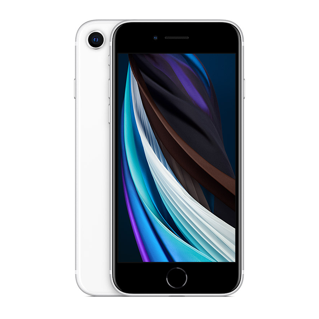 iPhone SE 2 - Blanc - 640