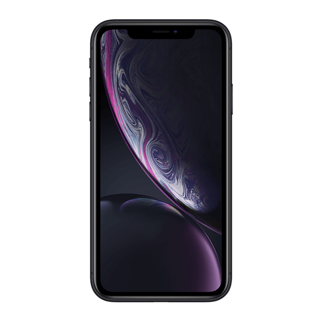 iPhone XR - Black - 640
