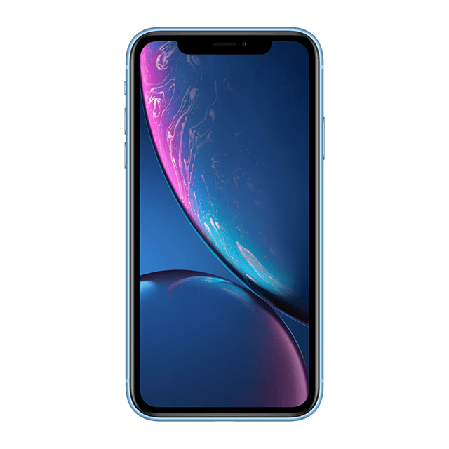 iPhone XR - Bleu - 640