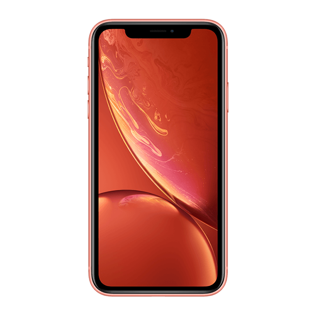 iPhone XR - Coral - 640