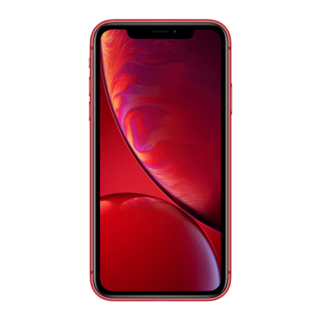 iPhone XR - Product Red - 640