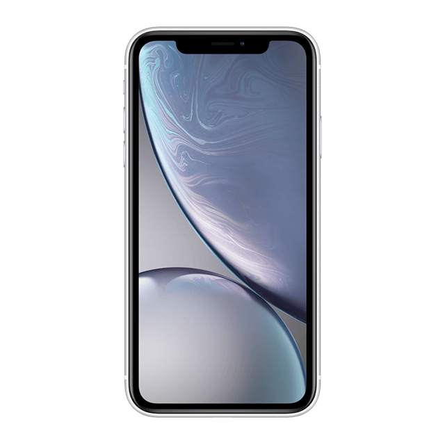 iPhone XR - White - 640