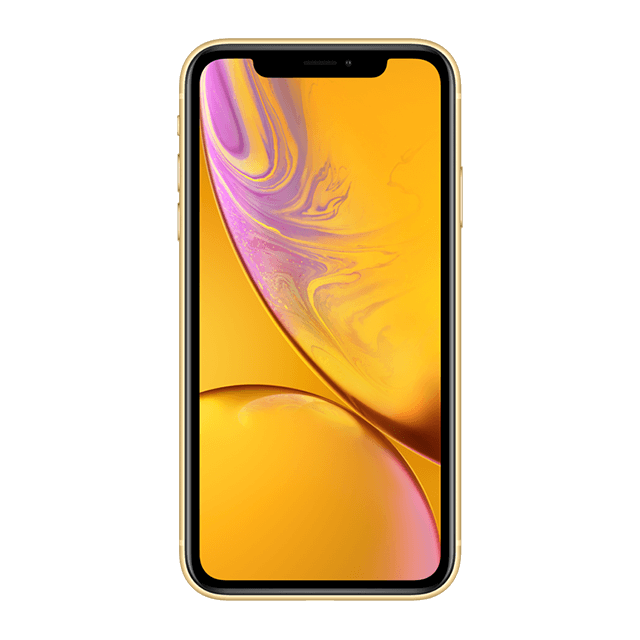 iPhone XR - Yellow - 640