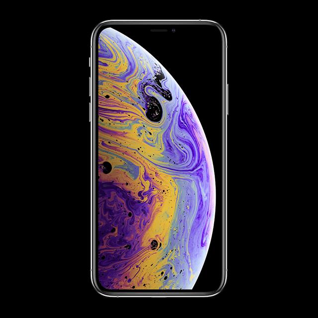 iPhone Xs - Argent - 640