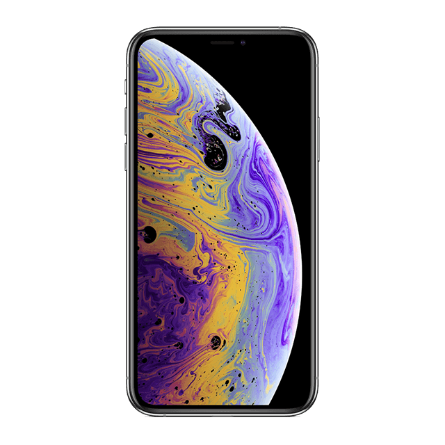 iPhone Xs - Silver - 640