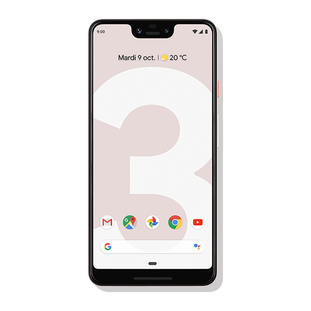 Google Pixel 3 XL - Aucunement Rose - 640
