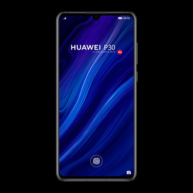 Huawei P30 - Black - 640