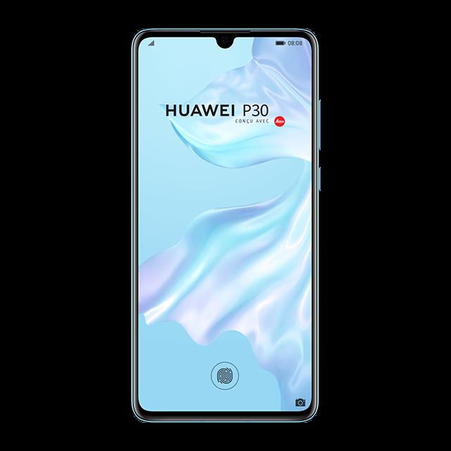Huawei P30 - Cristal Etincellant  - 640