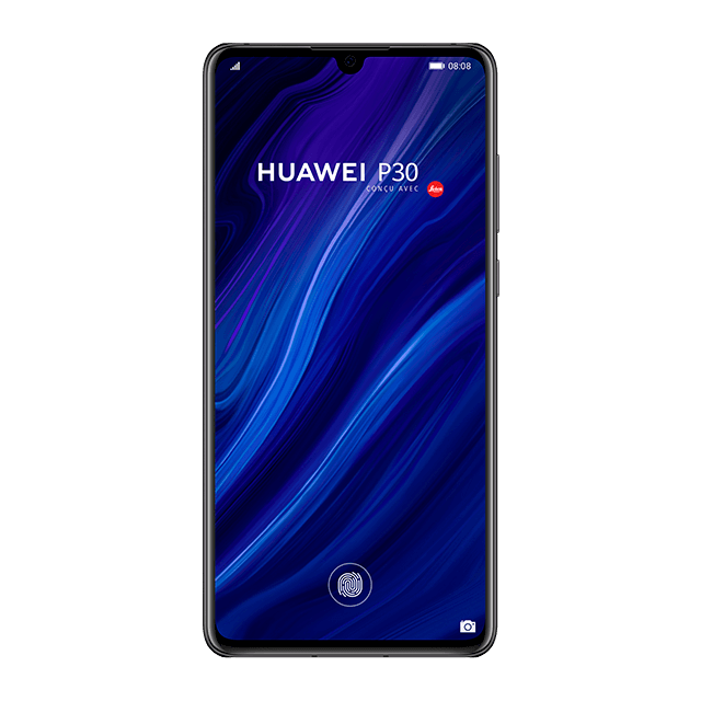 Huawei P30 - Noir - 640