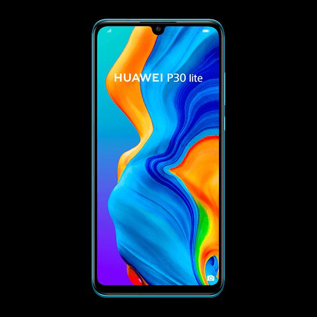 Huawei P30 Lite - Bleu Paon - 640