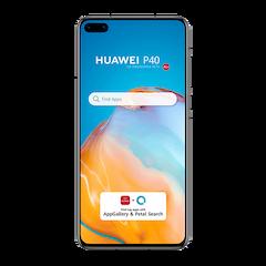 Huawei P40 - Black - 640