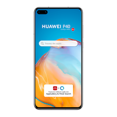 Huawei P40 - Noir - 640