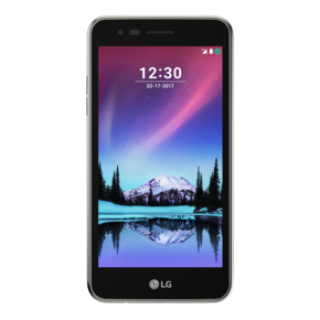 LG Device – LG K4 front