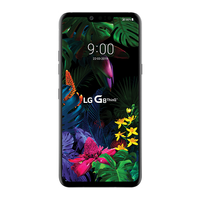 LG G8 ThinQ - Aurora Black - 640