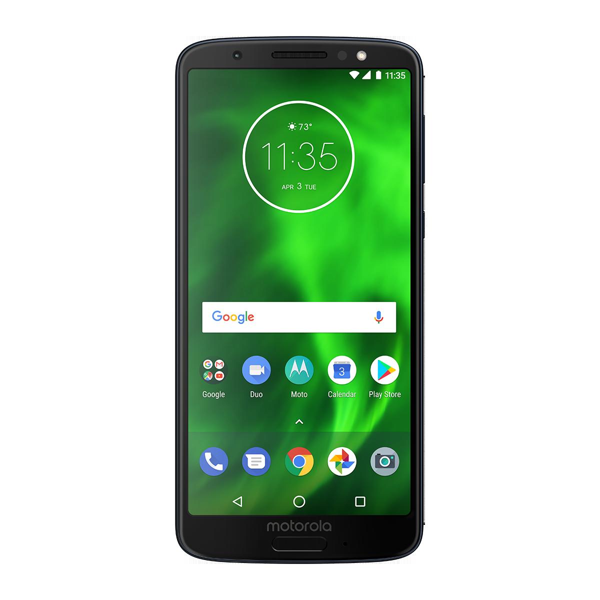 cdd109fe5 Motorola Moto G6 - Deep Indigo - Carousel 1