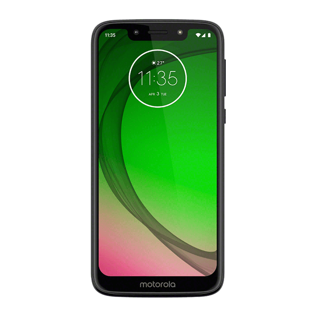 Motorola Moto G7 Play - Indigo Profond - 640