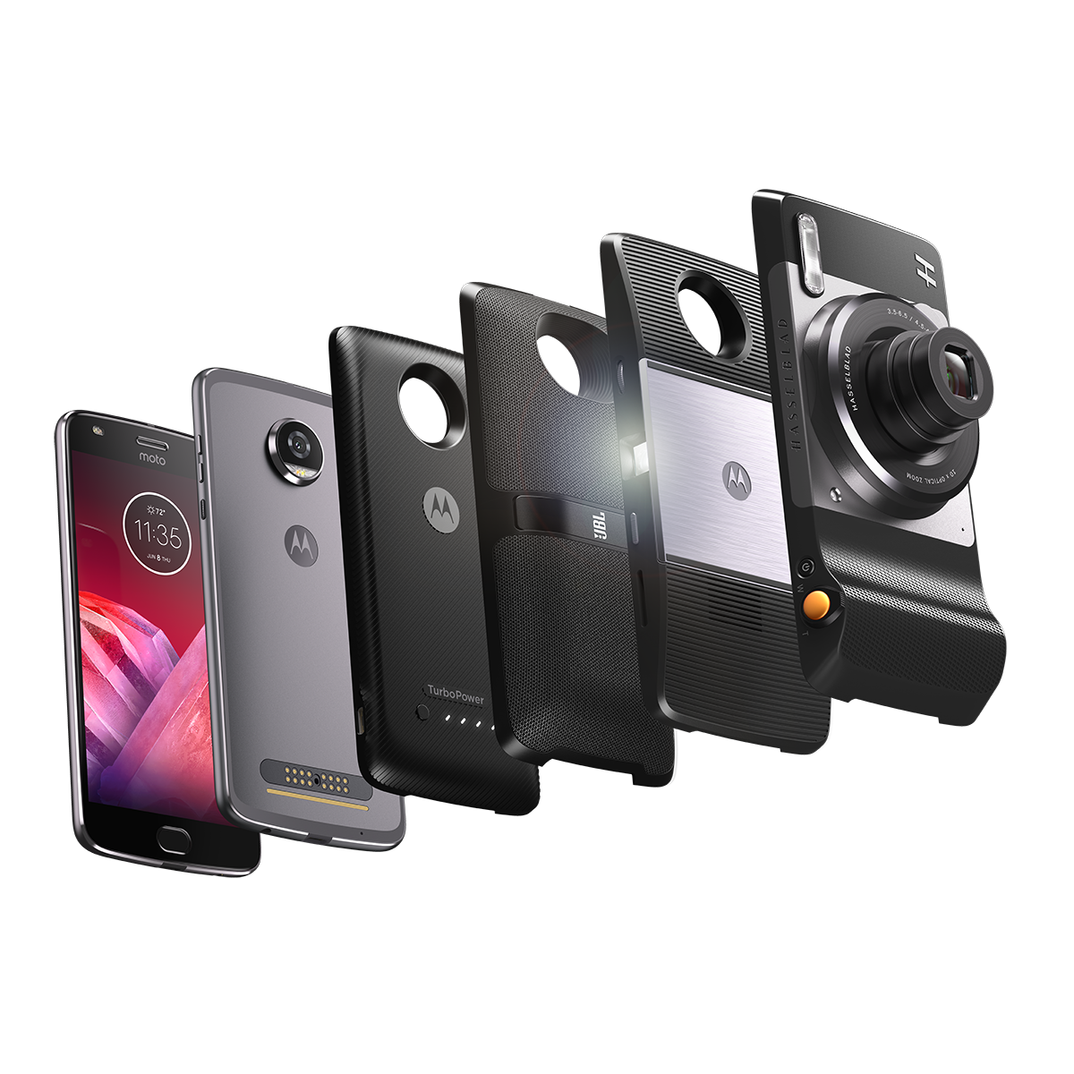 Motorola Moto Z2 Play - Marketing3