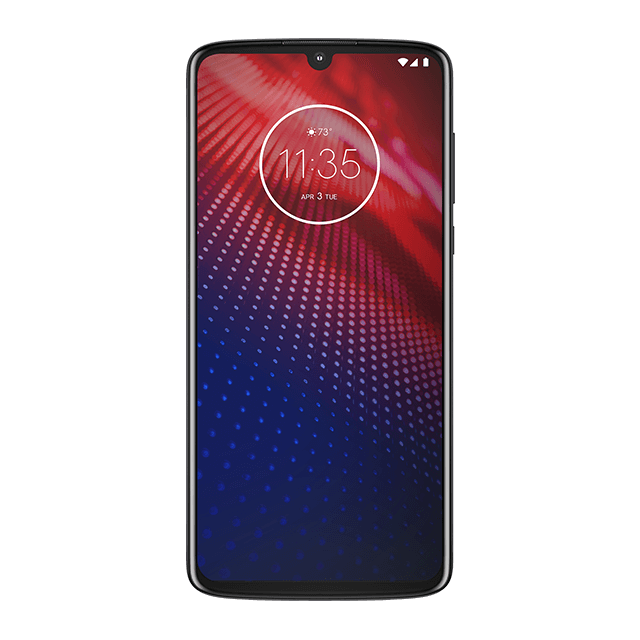 Motorola Moto Z4 - Flash Grey - 640