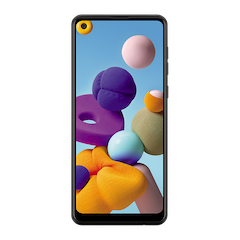 Samsung Galaxy A21 - Noir - 640