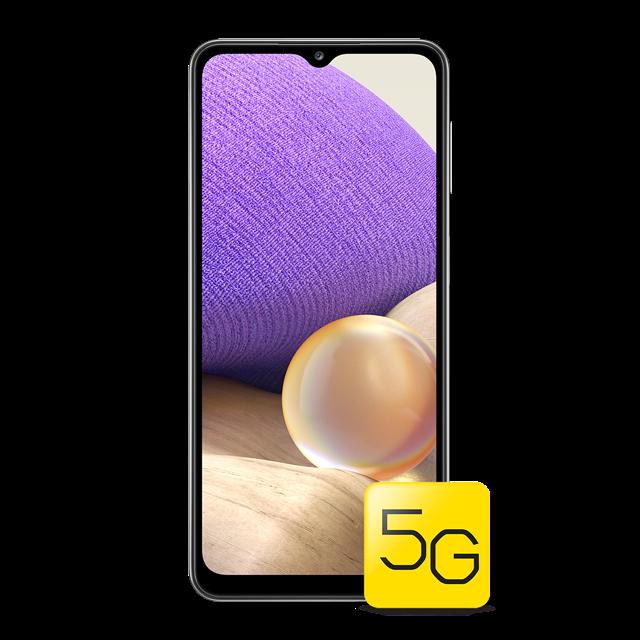 Samsung Galaxy A32 5G - Noir Extraordinaire - 640