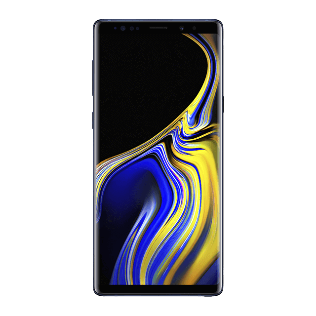 Samsung Galaxy Note9 - Bleu - 640