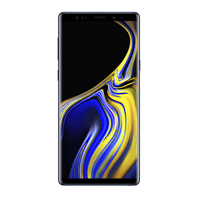 Samsung Galaxy Note9 - Blue - 640