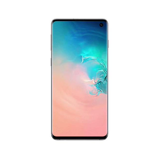 Samsung Galaxy S10 - Blanc Prismatique - 640