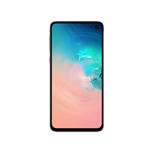 Samsung Galaxy S10e - Blanc Prismatique - 640