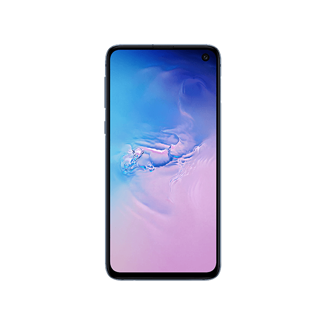 Samsung Galaxy S10e - Bleu Prismatique - 640