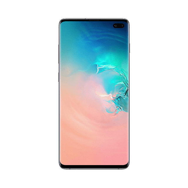 Samsung Galaxy S10+ - Blanc Prismatique - 640