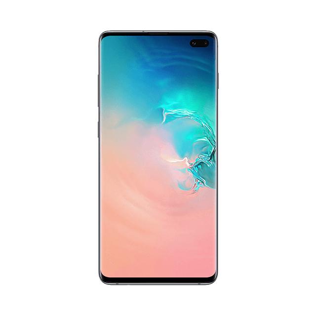 Samsung Galaxy S10+ - Prism White - 640