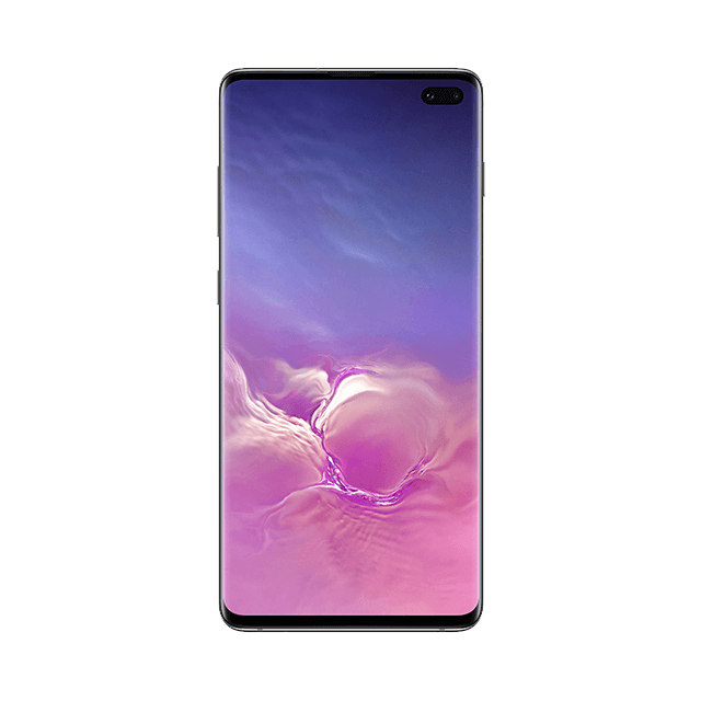 Samsung Galaxy S10+ - Ceramic Black - 640