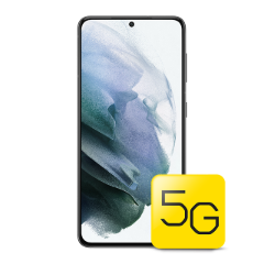 Samsung Galaxy S21 5G - Gris fantôme - 640
