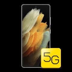 Samsung Galaxy S21 Ultra 5G - Argent fantôme - 640