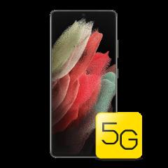 Samsung Galaxy S21 Ultra 5G - Noir fantôme - 640