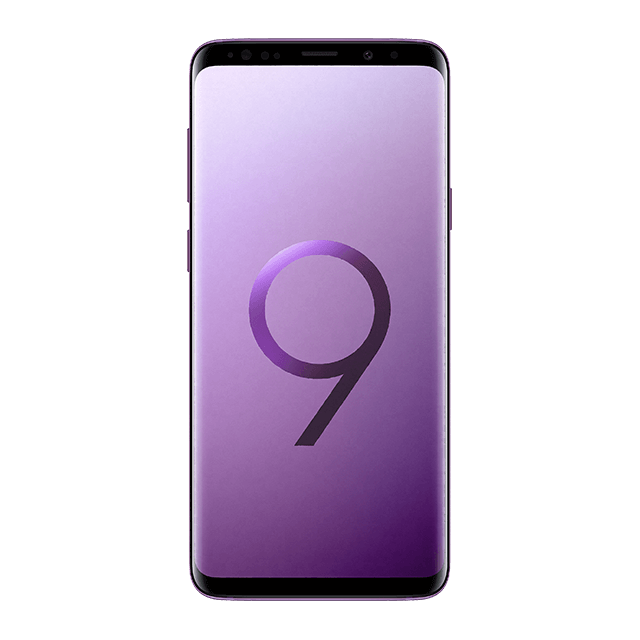 Samsung Galaxy S9+ - Purple - 640