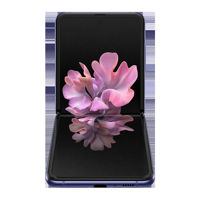 Samsung Galaxy Z Flip - Miroir Mauve - 640