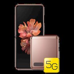 Samsung Galaxy Z Flip 5G - Bronze Mystérieux - 640