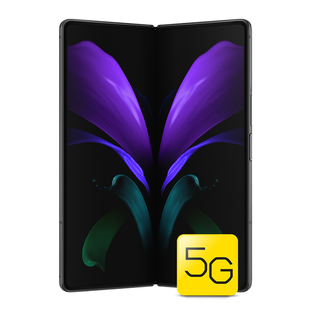 Samsung Galaxy Z Fold2 5G - Mystic Black - 640