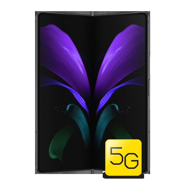Samsung Galaxy Z Fold2 5G - Noir Mystérieux - 640